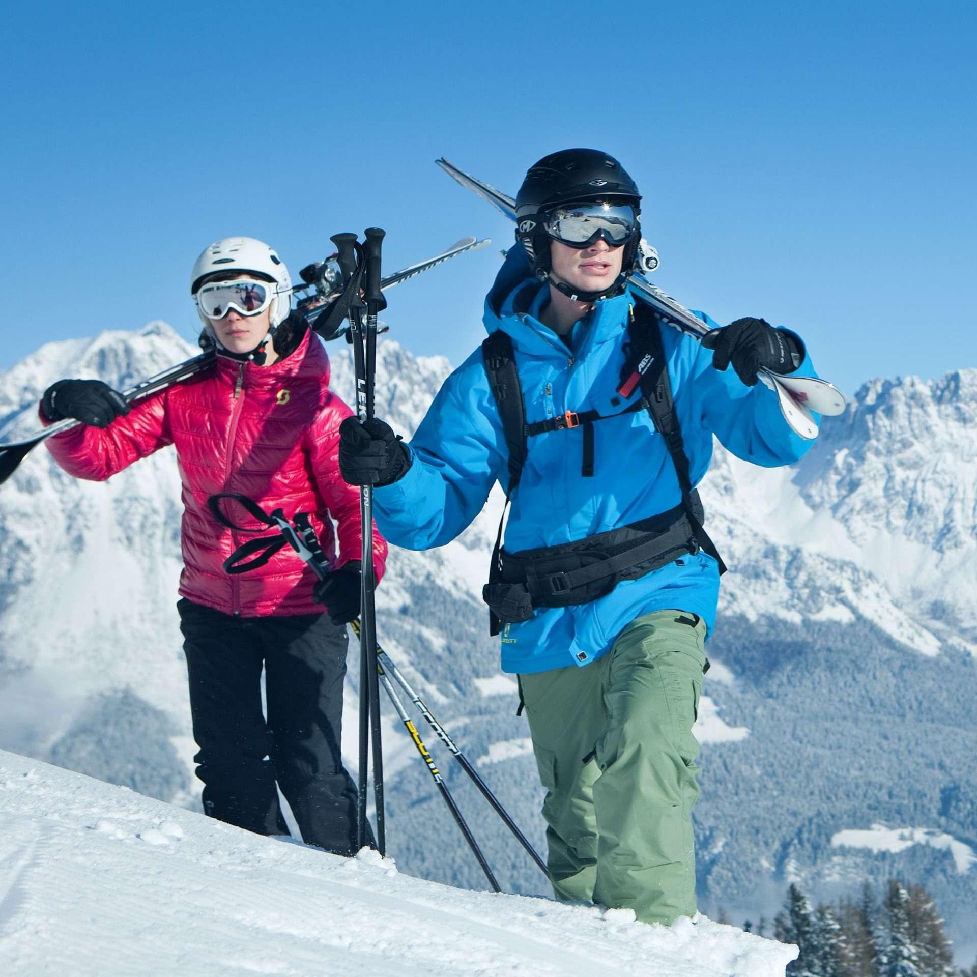 Austria Tourist Board Wilder Kaiser